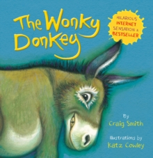 The Wonky Donkey (BB), Board book Book
