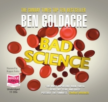 Bad Science, CD-Audio Book