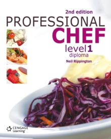 Professional Chef Level 1 Diploma, Paperback Book