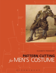 Pattern Cutting for Men's Costume, Paperback Book