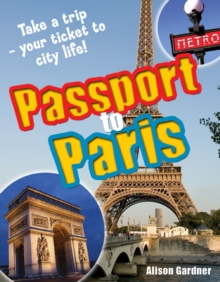 Passport to Paris! : Age 7-8, Above Average Readers, Paperback Book