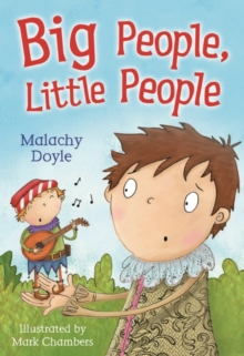 Big People, Little People, Paperback Book