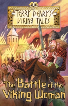 The Battle of the Viking Woman, Paperback Book
