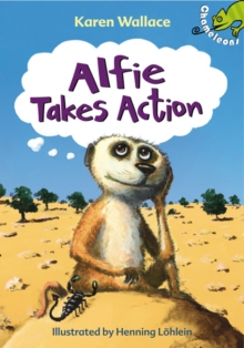 Alfie Takes Action, Paperback Book