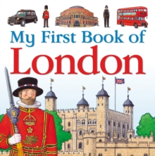 My First Book of London, Hardback Book