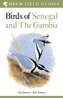 Birds of Senegal and The Gambia, Paperback Book