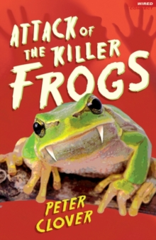 Attack of the Killer Frogs, Paperback Book