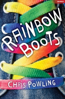 Rainbow Boots, Paperback Book