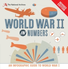 World War II in Numbers, Paperback Book