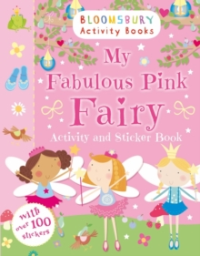 My Fabulous Pink Fairy Activity and Sticker Book, Paperback Book