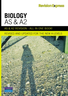 Revision Express AS and A2 Biology, Paperback Book