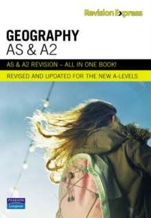 Revision Express AS and A2 Geography, Paperback Book