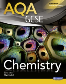 AQA GCSE Chemistry Student Book, Paperback Book