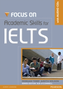 Focus on Academic Skills for IELTS NE Book/CD Pack, Mixed media product Book