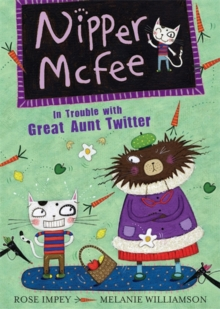 In Trouble with Great Aunt Twitter, Paperback Book