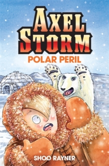 Polar Peril, Paperback Book