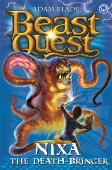Beast Quest: Nixa the Death-Bringer : Series 4 Book 1, Paperback Book
