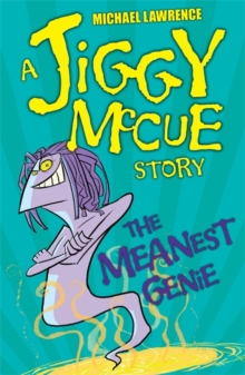 Jiggy McCue: The Meanest Genie, Paperback Book