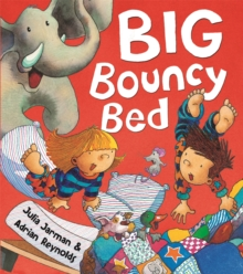 Big Bouncy Bed, Paperback Book