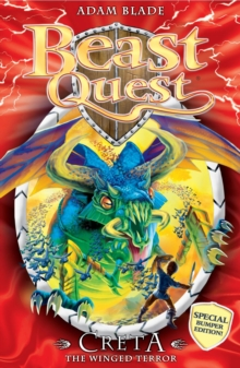 Beast Quest Early Reader: Creta the Winged Terror, Paperback Book