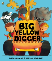 Big Yellow Digger