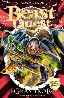 Beast Quest: Grashkor the Beast Guard : Special 9, Paperback / softback Book