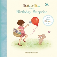 Belle & Boo and the Birthday Surprise, Hardback Book