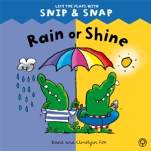 Snip & Snap: Rain or Shine, Paperback Book