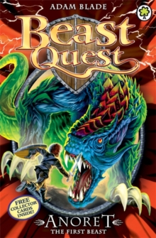 Beast Quest: Anoret the First Beast : Special 12, Paperback / softback Book