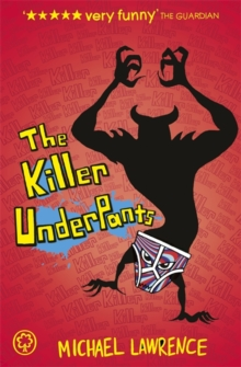 Jiggy McCue: The Killer Underpants, Paperback Book