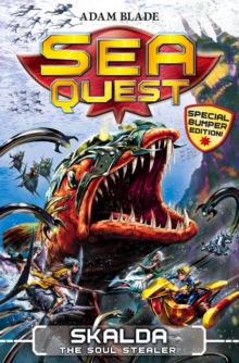 Sea Quest: Skalda the Soul Stealer : Special 2, Paperback Book