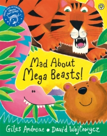Mad About Mega Beasts!, Paperback / softback Book