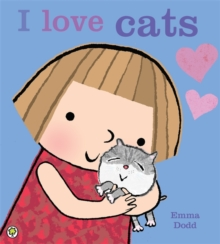 I Love Cats!, Paperback Book