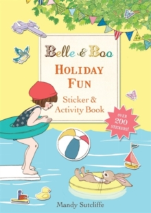 Belle & Boo: Holiday Fun Sticker & Activity Book, Paperback Book