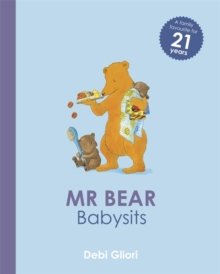 Mr Bear: Mr Bear Babysits, Paperback Book