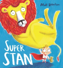 Super Stan, Paperback Book