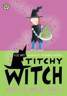 Titchy Witch and the Magic Party, Paperback Book