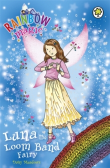 Rainbow Magic: Luna the Loom Band Fairy : Special, Paperback Book