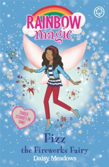 Rainbow Magic: Fizz the Fireworks Fairy : Special, Paperback Book