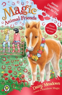 Magic Animal Friends: Maisie Dappletrot Saves the Day : Special 4, Paperback Book
