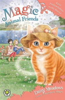 Magic Animal Friends: Katie Prettywhiskers to the Rescue : Book 17, Paperback Book