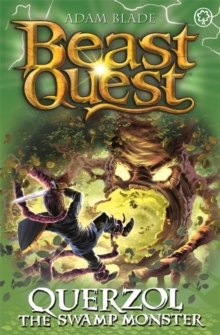 Beast Quest: Querzol the Swamp Monster : Series 23 Book 1, Paperback / softback Book