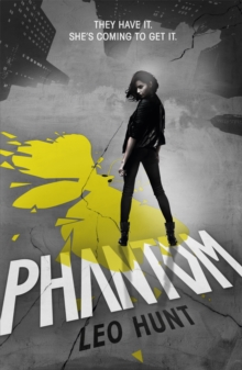 Phantom, Paperback Book