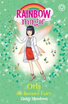 Rainbow Magic: Orla the Inventor Fairy : The Discovery Fairies: Book 2, Paperback / softback Book