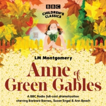 Anne Of Green Gables, CD-Audio Book
