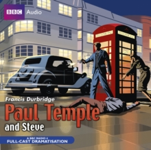 Paul Temple and Steve, CD-Audio Book