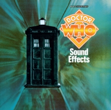 Doctor Who Sound Effects (Vintage Beeb), CD-Audio Book
