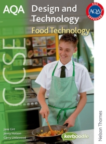 AQA GCSE Design and Technology: Food Technology, Paperback Book