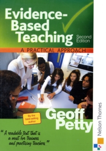 Evidence-Based Teaching A Practical Approach, Paperback Book