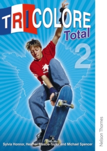 Tricolore Total 2 Student Book, Paperback Book